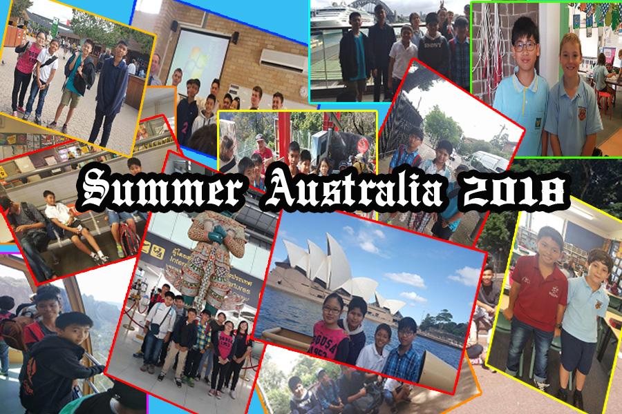 Summer Australia 2018